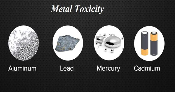 Metal Toxicity – a toxic effect of certain metals