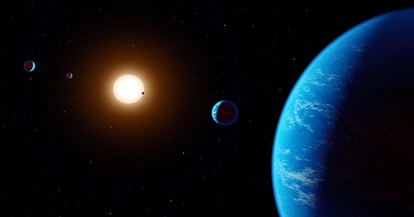 Pollution Might Help Us Find Extraterrestrial Civilizations