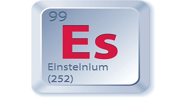 Researchers Report the First Detailed Chemical Measurement of Einsteinium