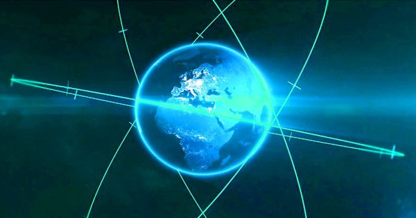 Satellite Navigation – a global network of satellites