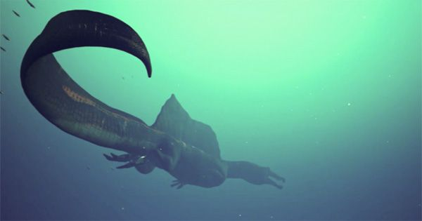 Spinosaurus May Not Have Been a Fearsome Aquatic Predator, but More like a Giant Stork