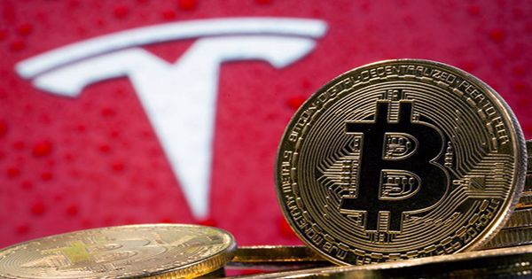 Tesla buys $1.5B in bitcoin, may accept the cryptocurrency as payment in the future