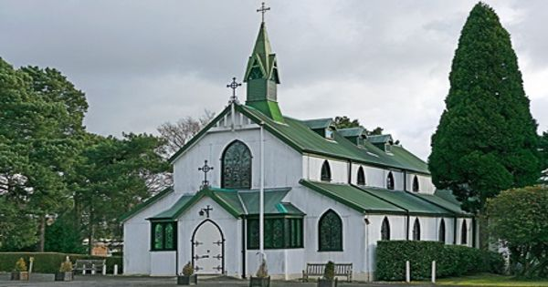 Tin Tabernacle – a type of prefabricated ecclesiastical building