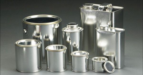 Tinplate – a thin sheet iron or steel