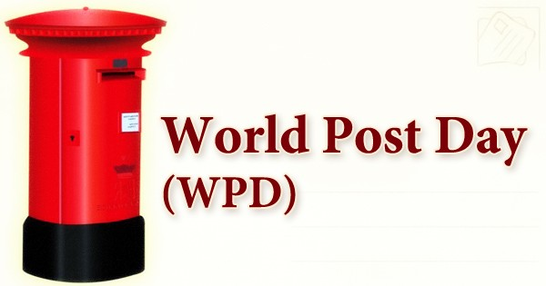 World Post Day (WPD)