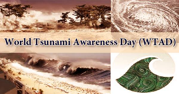 World Tsunami Awareness Day (WTAD)