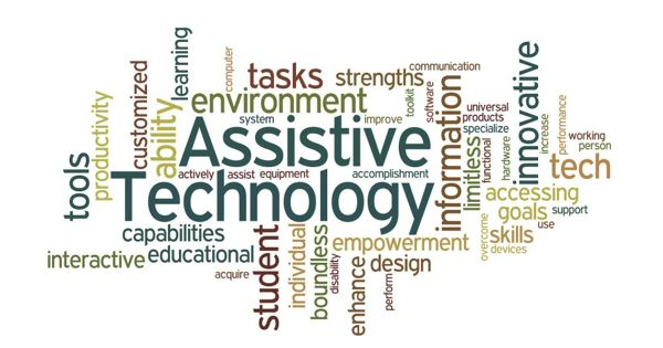 Assistive Technology – helps people work around their challenges
