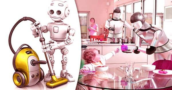 Domestic Robot – a type of service robot