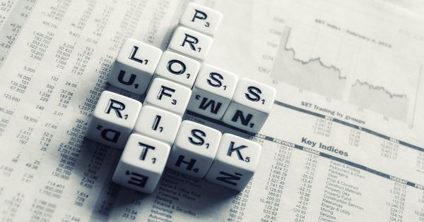 Downside Risk – a financial risk associated with losses