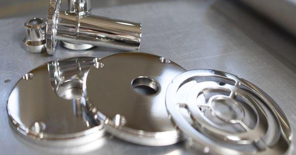 Electropolishing – an electrochemical finishing process
