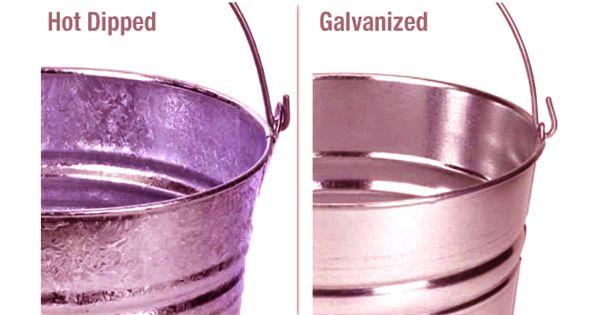 Hot-dip galvanization – a form of galvanization