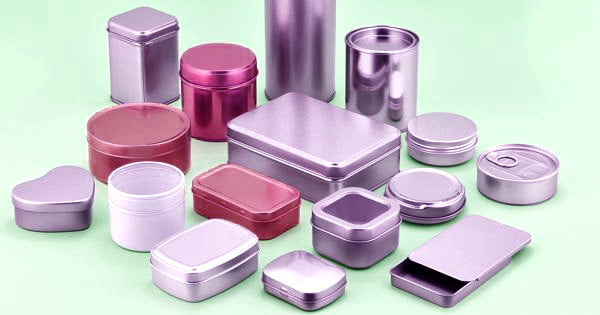 Tinware – any item made of prefabricated tinplate