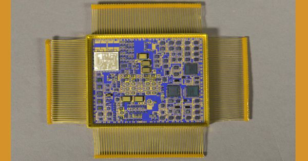 Bubble memory – a type of non-volatile computer memory