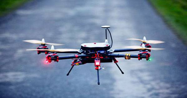 Build Your Own Drone With This DIY Kit
