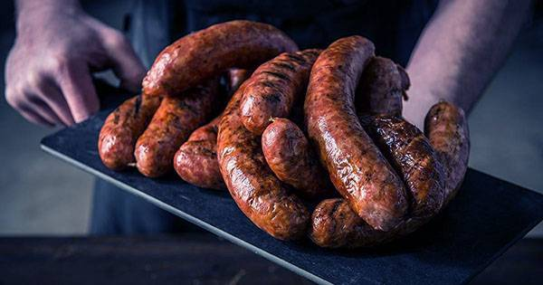 Cold Case Solved With Cold Cuts As Half-Eaten Sausage Reveals Burglar's DNA
