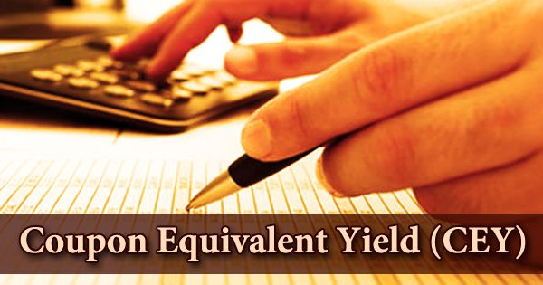 Coupon Equivalent Yield (CEY)