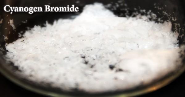 Cyanogen Bromide (Properties, Structure, Uses)