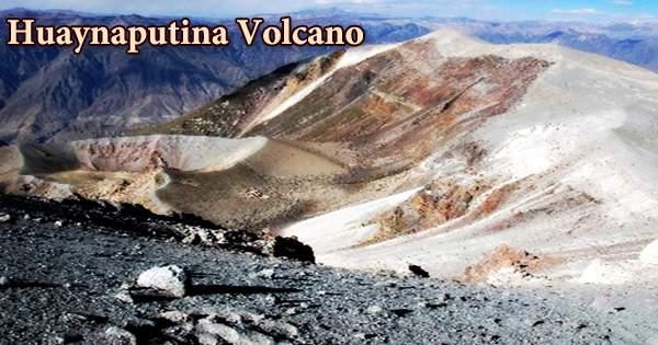 Huaynaputina Volcano