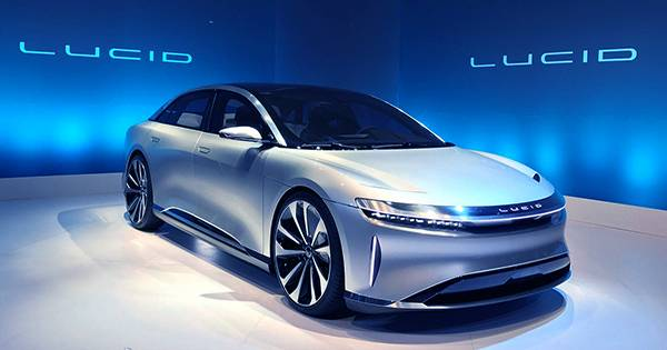 Lucid Motors strikes SPAC deal to go public with $24 billion valuation