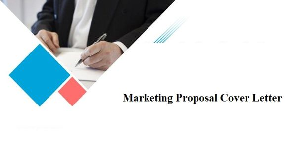 Marketing Proposal Cover Letter