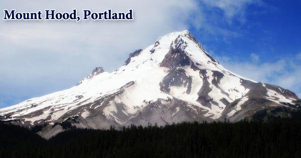 Mount Hood, Portland