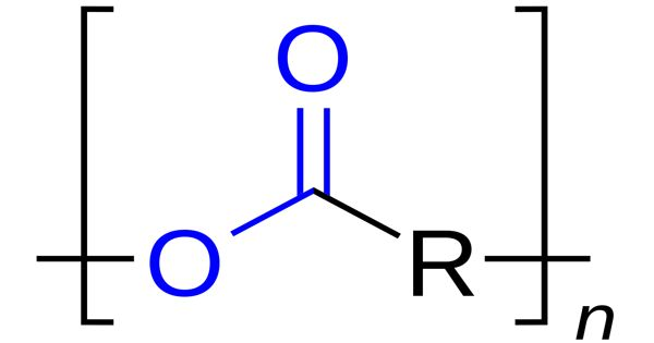 Polyester – a category of polymers