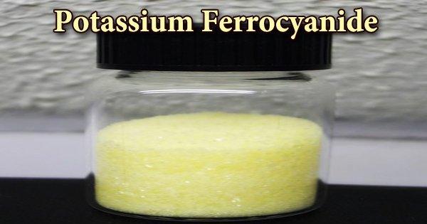 Potassium Ferrocyanide