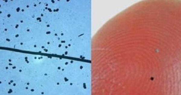 Smartdust – a system of many tiny microelectromechanical systems