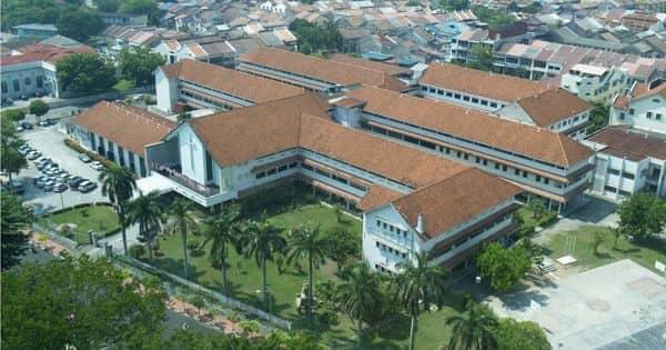 St Xavier School in Malaysia