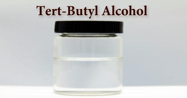 Tert-Butyl Alcohol