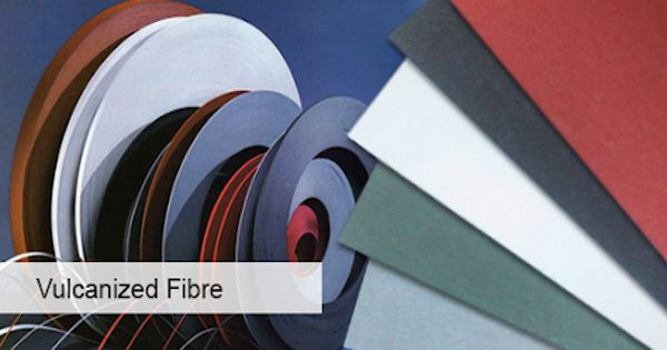 Vulcanized fiber – is a natural blend of fibrous materials