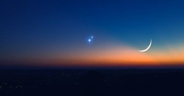 """Watch A Rare """"Planetary Trio"""" This Weekend As Saturn, Jupiter, And Mercury Meet In The Sky"""