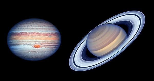 Watch The Seasons Change On Saturn In This Amazing GIF