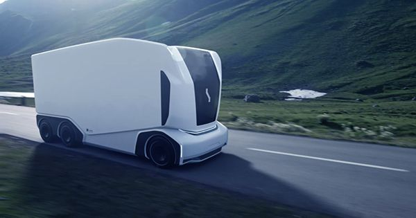While eyeing a SPAC, Swedish autonomous EV company Einride nears $75 million in new funding