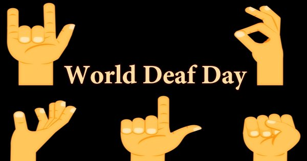 World Deaf Day