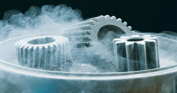 Cryogenic Treatment – a process of cooling materials