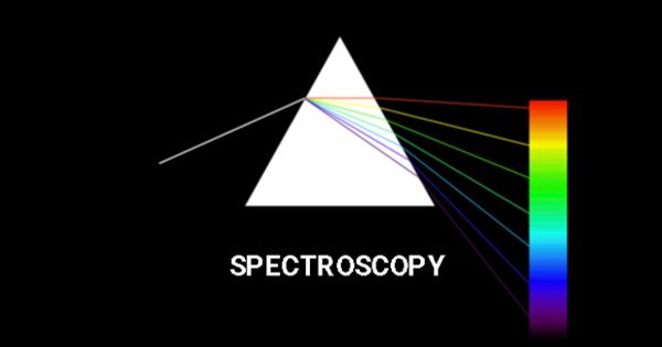 Spectroscopy – a study of absorption and emission of light