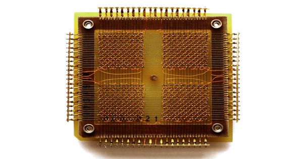 Twistor memory – a type of computer memory