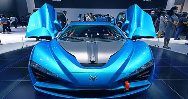 All the electric vehicles that stood out at the Shanghai Auto Show
