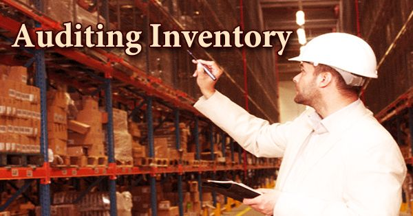 Auditing Inventory