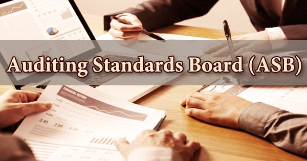 Auditing Standards Board (ASB)