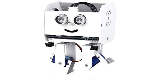 By smart algorithms simplest of robots can accomplish tasks