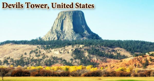 Devils Tower, United States