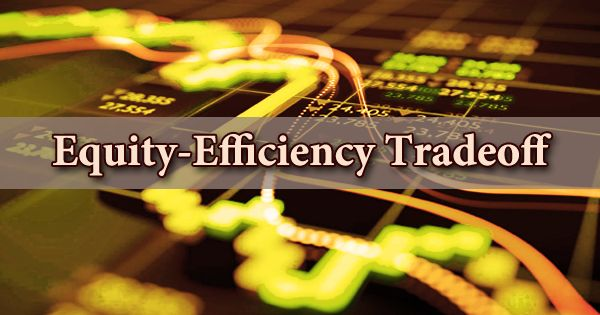 Equity-Efficiency Tradeoff