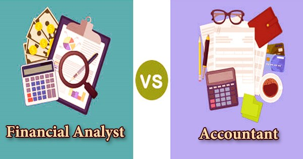 Financial Analyst Vs Accountant