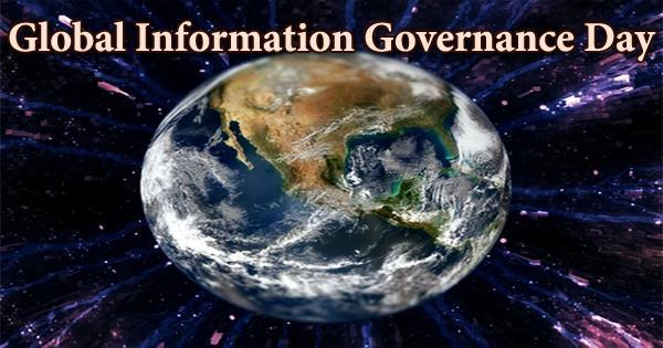 Global Information Governance Day