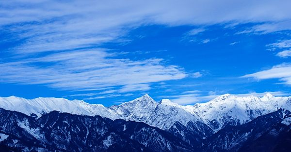 Lockdown Reduced Pollution in India, Slowing the Melt of Himalayan Snow