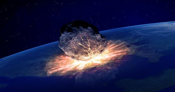 Meteorite's 22 Million-Year Journey Before It Crashed To Earth Traced By Astronomers