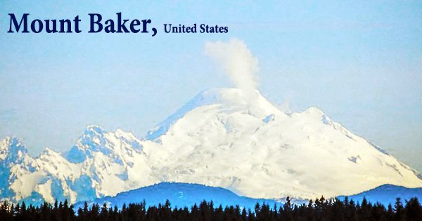 Mount Baker, United States