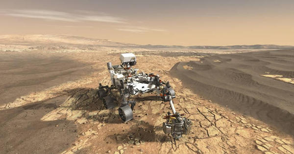 NASA's Perseverance rover Oxygen-Making Machine might transform Mars atmosphere